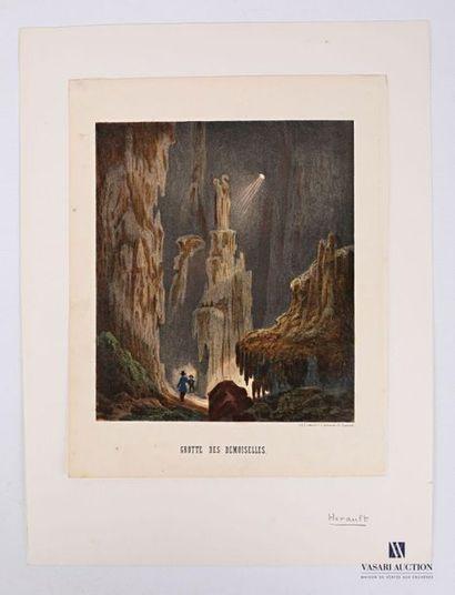 [HERAULT] Emile Lemaitre (1808-1868) (lithographe)...