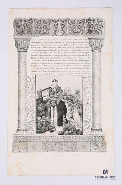 [AVEYRON] Louis Jules Frédéric Villeneuve...