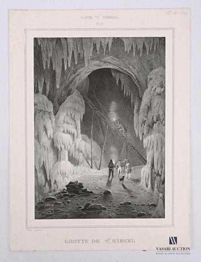 [ARDECHE] Victor Cassien (1808-1893) (dessinateur)...