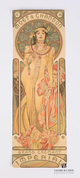 MUCHA Alphonse (1860-1939) Moët & Chandon...