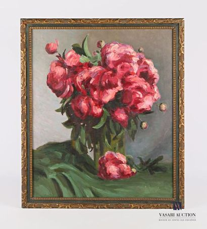 CHASSAIGNE René Jean (1872-1958) Bouquet...