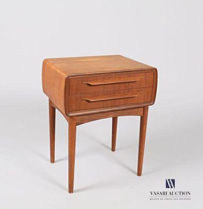 Johannes ANDERSEN (1903 - 1991) Table de...