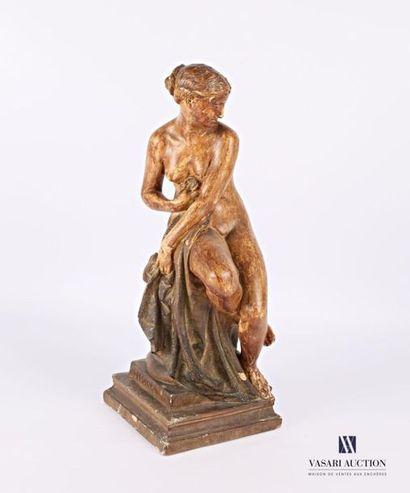 CODINA Y LANGLIN Victoriano (1844-1911) Femme...