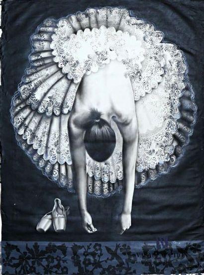 DUARTE Marilyn Etirements de la danseuse...
