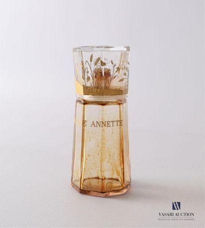 RIMMEL Ma Mie Annette Flacon en cristal de...