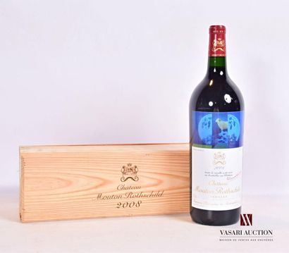 1 magnumChâteau MOUTON ROTHSCHILDPauillac...