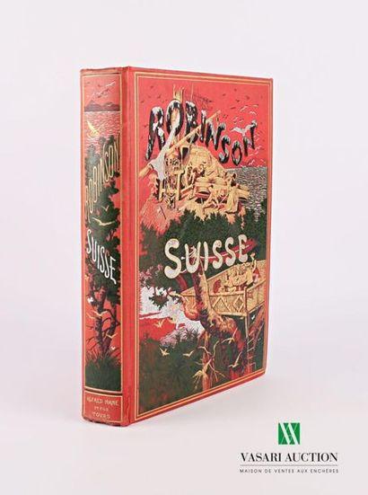 WYSS J.-R. - Le Robinson Suisse ou histoire...