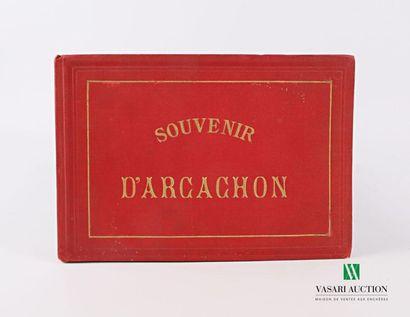 [REGIONALISME - ARCACHON] Album de douze...