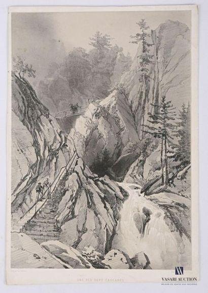 [ALLEMAGNE] Jules Louis Philipp Coignet (1798-1860)...