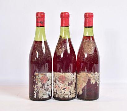 3 bouteillesCORTON mise Rapet Père & FilsMill?...