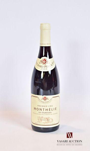 1 bouteilleMONTHÉLIE 1er Cru