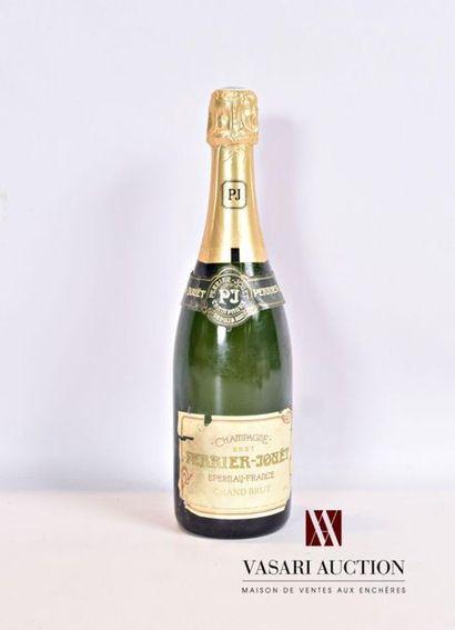 1 bouteilleChampagne PERRIER JOUËT Grand...