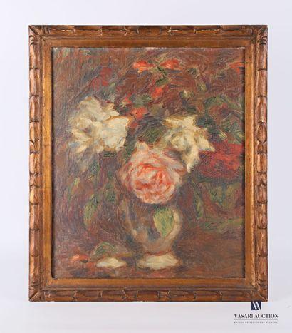 MIGNON Lucien (1865-1944)  Nature morte au...