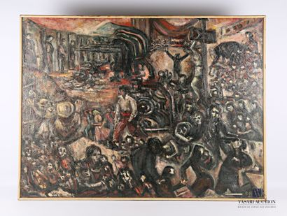REJAS Pablo (XXème siècle)  Le Procès de...