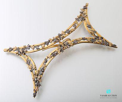 Boucle de ceinture de forme papillon en métal...