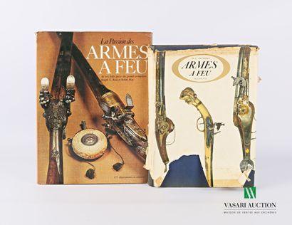[ARMES A FEU]  Lot comprenant deux ouvrages...