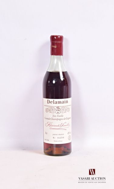 1 bouteilleTrès Vieille Grande Champagne...
