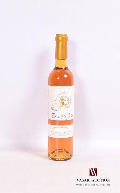 1 bouteilleMONBAZILLAC Château Tirecul La...