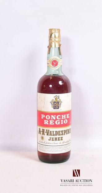 1 bouteillePONCHE REGIO mise A. R. Valdespino...