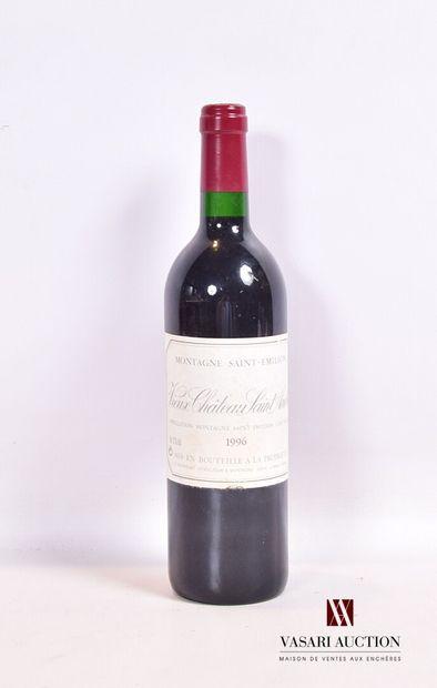 1 bouteilleVIEUX CHÂTEAU SAINT ANDRÉMontagne...