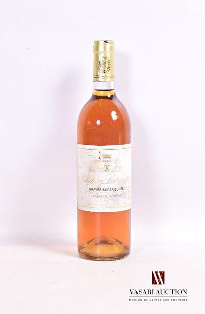 1 bouteilleChâteau LATREZOTTEGraves Supérieures1997...