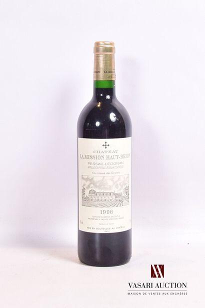 1 bouteilleChâteau LA MISSION HAUT BRIONGraves...