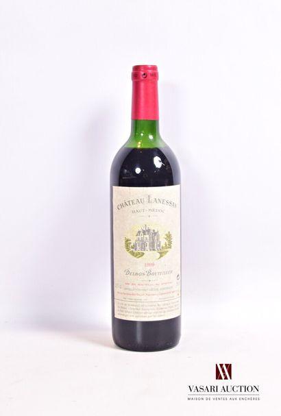 1 bouteilleChâteau LANESSANHaut Médoc1999...