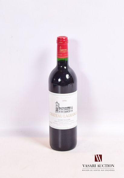 1 bouteilleChâteau LAGRANGESt Julien GCC1996...
