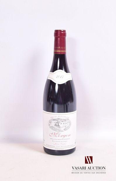1 bouteilleMORGON Cru du Beaujolais mise...
