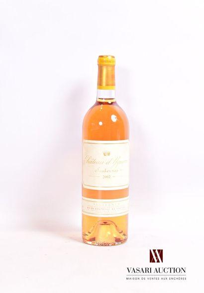 1 bouteilleChâteau D'YQUEM1er Cru Sup....
