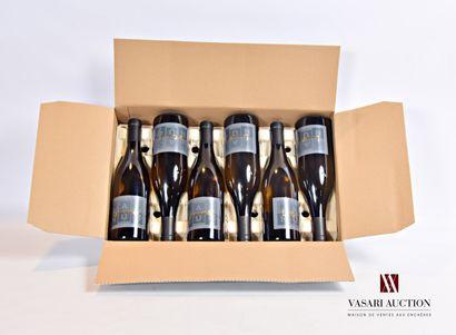 6 bouteillesFAUGÈRES blanc