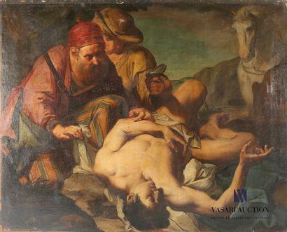 TENGNAGEL Jan (1584-1635), attribué à  Le...