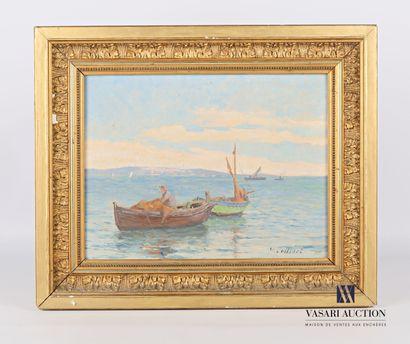 COLLINET Henri-Alexandre (1860-1905)  Le...