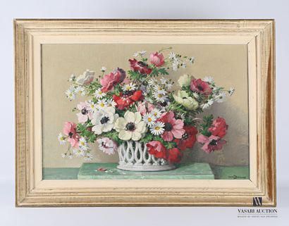 DÉCAMPS Maurice Alfred (1892-1953)  Bouquet...