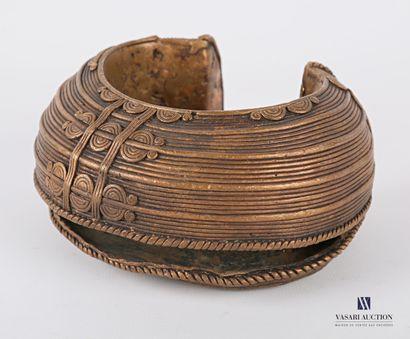 BAOULÉ - CÔTE D'IVOIRE ?  Bracelet monnaie...