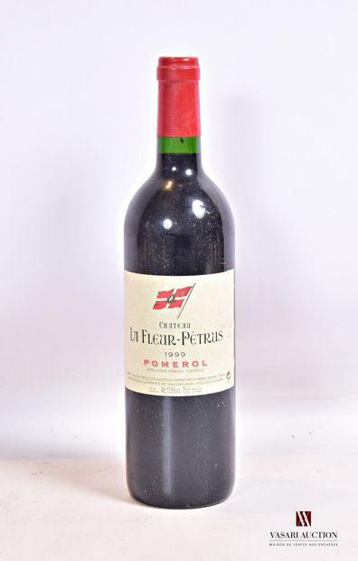 1 bouteilleChâteau LA FLEUR PÉTRUSPomerol1999...
