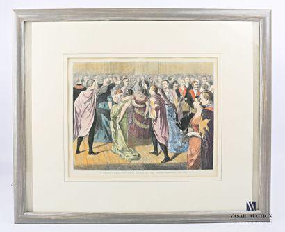 WYRGMAN T.B.  A Masonic ball - The Third...