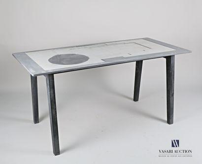 PASSANITI Francesco (né en 1952)  Table de...