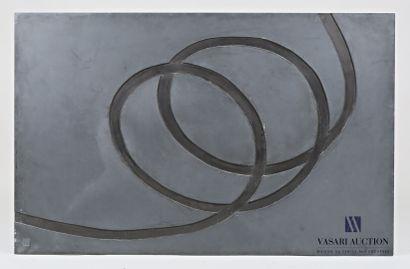 PASSANITI Francesco (né en 1952)  Noeud 11...