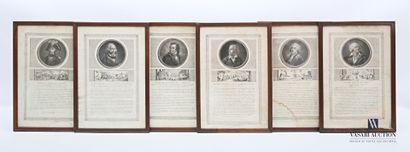 DUPLESSI BERTAUX Jean (1747-1818), d'après...