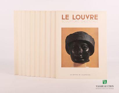 [BEAUX ARTS]  COLLECTIF - Le Louvre Sculpture...
