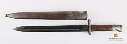 Baïonnette MAUSER export modèle 1904 pour...