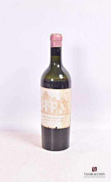 1 bouteilleChâteau HAUT BRIONGraves 1er...