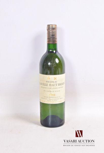 1 bouteilleChâteau LAVILLE HAUT BRIONGraves...