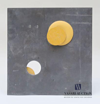 PASSANITI Francesco (né en 1952)  Lune 2...
