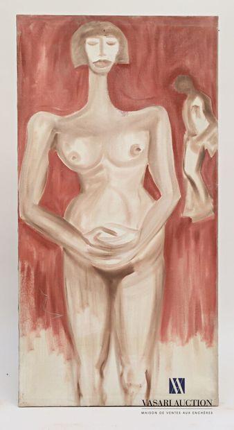 PASSANITI Francesco (né en 1952)  Nues féminins...