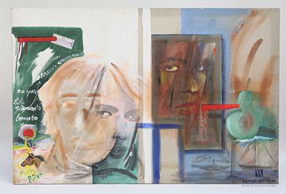 PASSANITI Francesco (né en 1952)  Mon Rêve...
