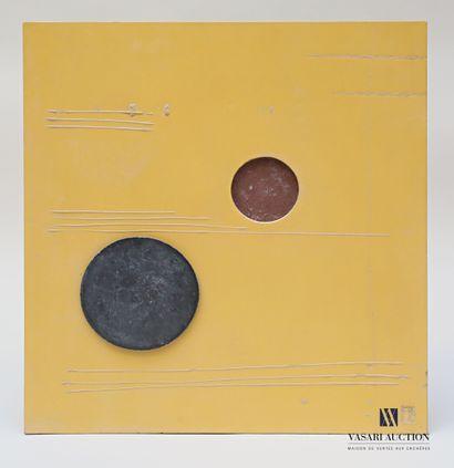 PASSANITI Francesco (né en 1952)  Lune 4...