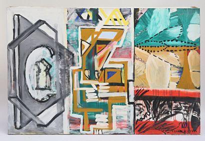 PASSANITI Francesco (né en 1952)  Composition...