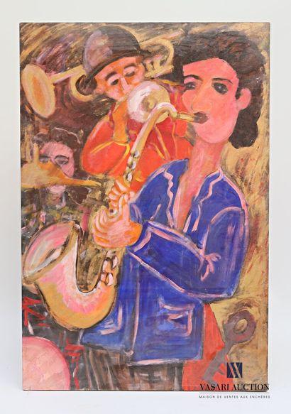 PASSANITI Francesco (né en 1952)  Joueur...